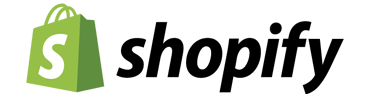 Logo Shopify Long
